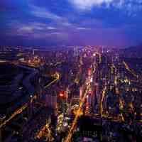中国城市新分级名单(2020新一线城市排名出炉!)