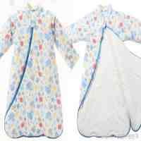 自制婴儿睡袋(给宝宝做个睡袋)