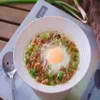 发菜的做法(发菜蒸蛋,青海特色,嫩脆滑口)