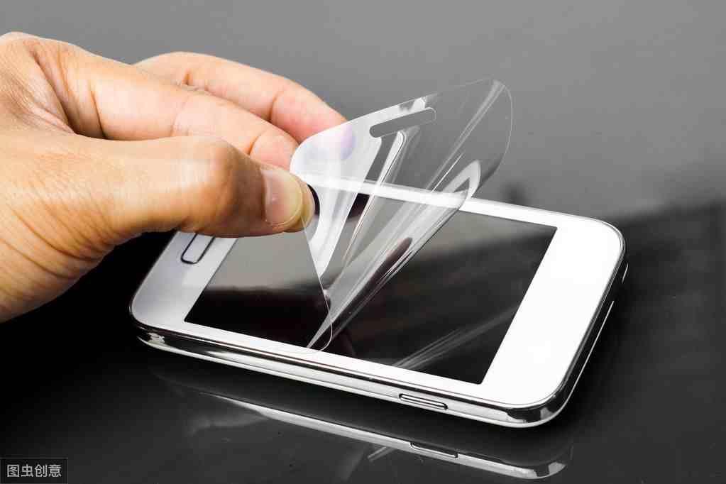 一分钟学会手机贴膜,这样贴没有泡泡自己动手不求人