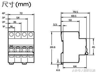家用配电箱的尺寸怎么选择?家用断路器的数量怎么选择?