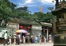 何仙姑家庙