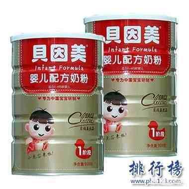 中国牛奶品牌排行榜_婴儿奶粉十大名牌排行榜,飞鹤销量一骑绝尘