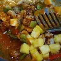 菠萝古老肉的做法(菠萝古老肉的做法步骤)