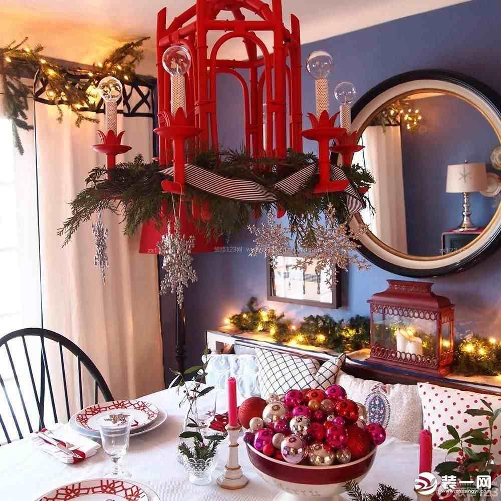 圣诞节布置(圣诞节如何布置房间)