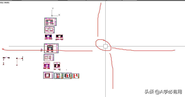 cad光标设置(CAD的十字光标怎么调节?)