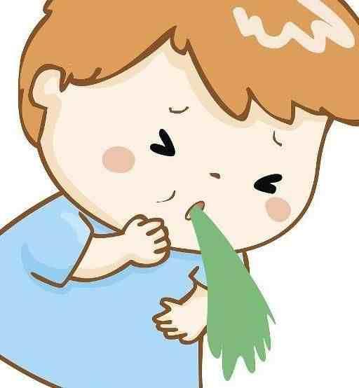 小孩呕吐怎么办(有关于孩子呕吐的调理方法)