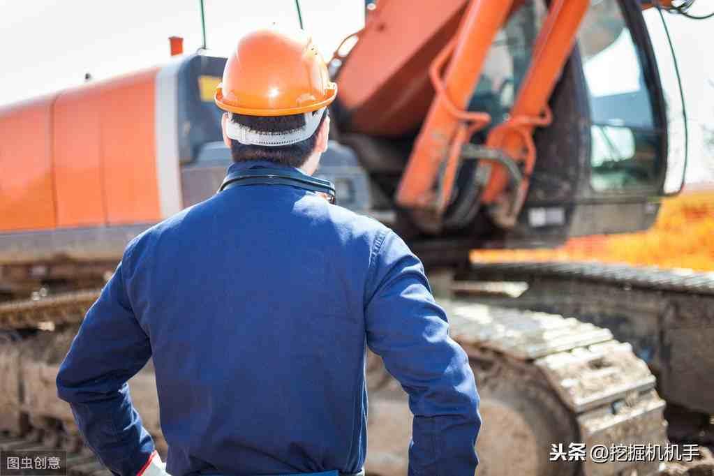 挖掘机保养十步骤