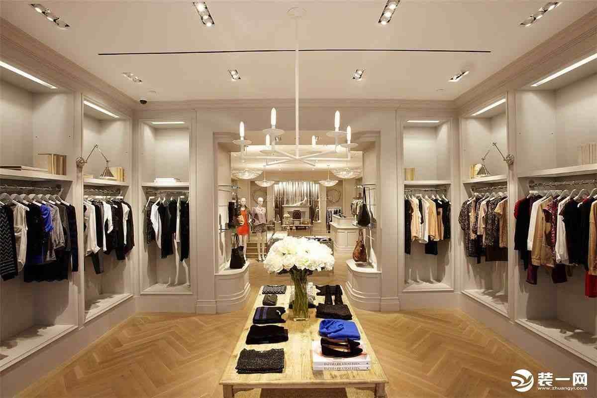 女装店怎么装修?价格大概多少?女装店装修设计流程介绍