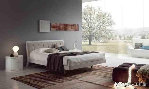 50个现代卧室设计理念