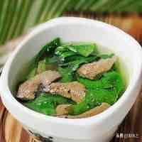 猪肝汤的做法(猪肝汤的18种做法)