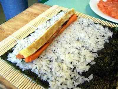 韩国寿司怎样做,原来正宗的韩国寿司怎样做
