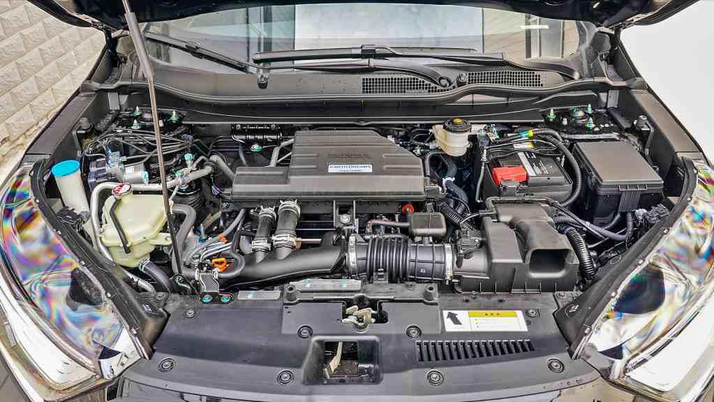 2021款本田CRV动力篇:2.0自然吸气和1.5T涡轮增压到底选哪个