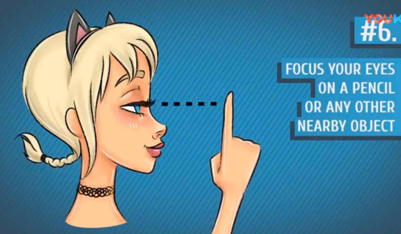 贝茨视力训练恢复法:上网课的神兽们来试试(内附动画跟练视频)