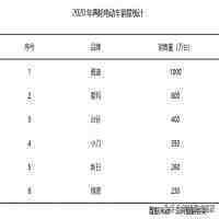 中国电动车排名(中国电动车十大排名及价格)