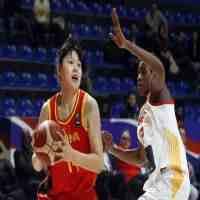 韓國女籃(韓國女籃最漂亮的隊員)
